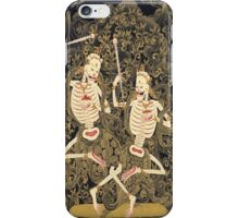 Citipati. Lord of the Ground Pyre iPhone Case/Skin