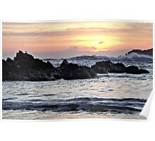 anglesey sunset  Poster