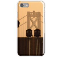 San Francisco Cable Cars iPhone Case/Skin