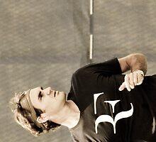 Roger Federer by csztova
