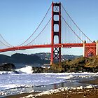 Golden Gate Beach by SimpsonBrothers
