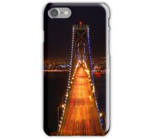 San Francisco - Oakland Bay Bridge iPhone Case/Skin