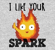 I Like Your Spark Calcifer Unisex T-Shirt