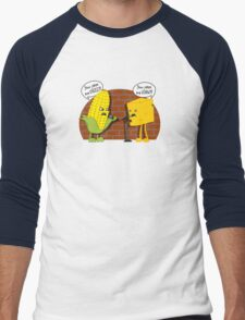 The Joke Debate Men's Baseball ¾ T-Shirt