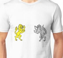 Are you a Cat or a Dog person? Unisex T-Shirt