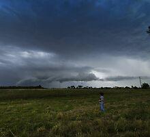 Sunbury Storm IV by Adam Le Good