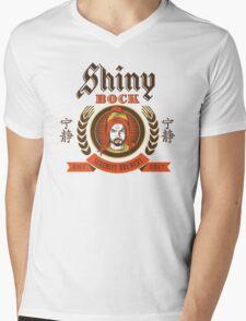 Shiny Bock Beer Mens V-Neck T-Shirt