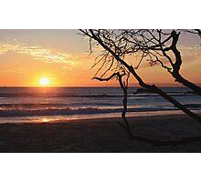 sunrise on kingscliff beach  ... Photographic Print
