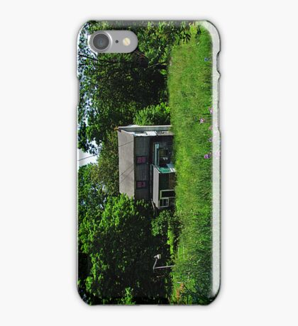 Abandoned Cottage iPhone Case/Skin