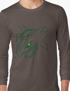 Legendary Line - Rayquaza Long Sleeve T-Shirt