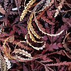 Leaf Tapestry by waddleudo