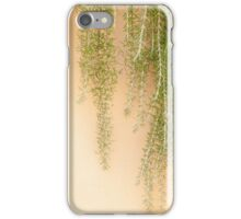 Weeping Rosemary iPhone Case/Skin