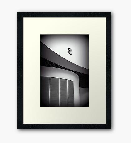 terminal Framed Print
