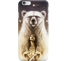 Bear Spirit iPhone Case/Skin