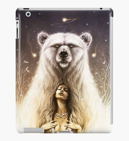 Bear Spirit iPad Case/Skin