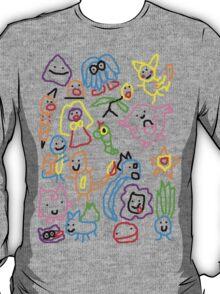 Poorly Drawn Pokemon T-Shirt