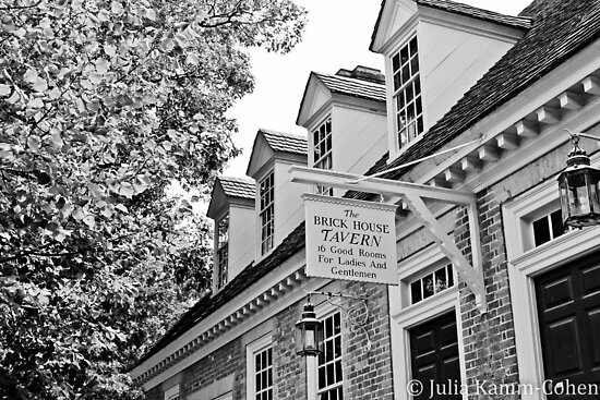 Brick House Tavern by musicaldreamer