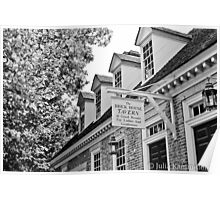 Brick House Tavern Poster