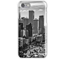 San Francisco Financial District iPhone Case/Skin