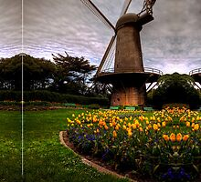 Dutch Windmill by SimpsonBrothers