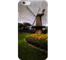Dutch Windmill iPhone Case/Skin