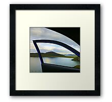 The Dying Of The Light Framed Print