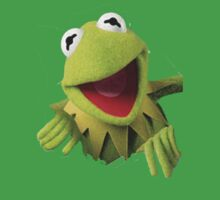 Kermit The Frog by rachick123