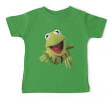 Kermit The Frog Baby Tee