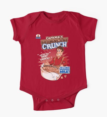 Browncoat Crunch One Piece - Short Sleeve