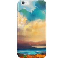 Arietta Sky Study iPhone Case/Skin