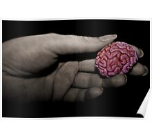 The Brain! Poster