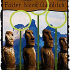 Easter Island Quidditch by IN3004