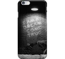 Dream Come True iPhone Case/Skin