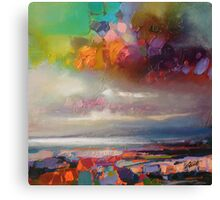 Colouratura Sky Study Canvas Print