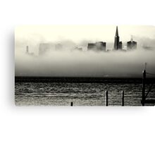 San Francisco Bliss... Canvas Print