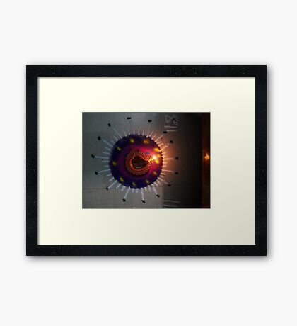 Faith...!!!! Framed Print