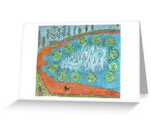 Horseshoe Bay Greeting Card