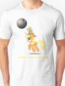 Applejack Didn't Learn Anything  T-Shirt