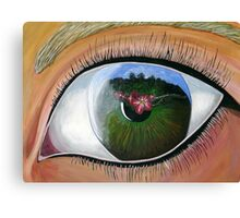 See Beauty Canvas Print