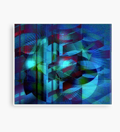 Aquatic Wonder Canvas Print
