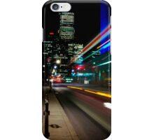 Toronto at Night iPhone Case/Skin