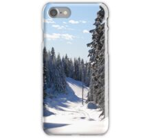 Mountain Snow iPhone Case/Skin