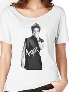 f(x) - Amber Women's Relaxed Fit T-Shirt