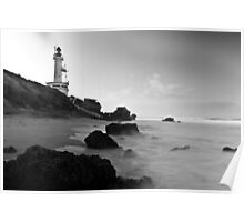 light house at point lonsdale Poster