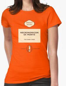 Klaatu... Barada... Penguin? Womens Fitted T-Shirt