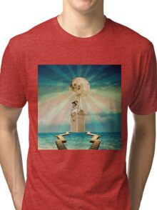 A moment shared Tri-blend T-Shirt