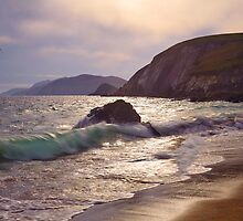 Coumeenoole Strand by Michael Walsh