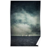 Drift away together Poster