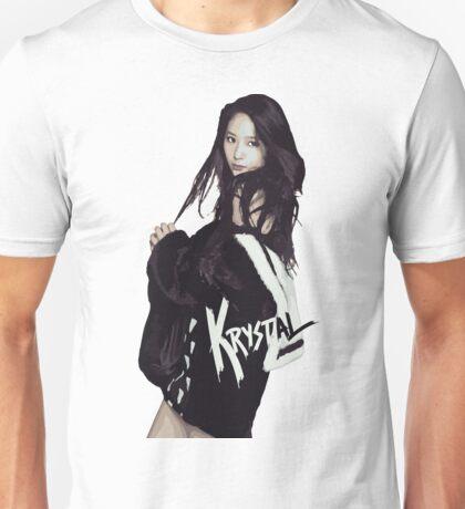 f(x) - Krystal Unisex T-Shirt
