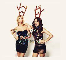 pretty little liars christmas by Whatamidoing20